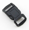 3/8-Inch-Wide Contoured Side-Release Buckles