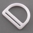 White D-Rings