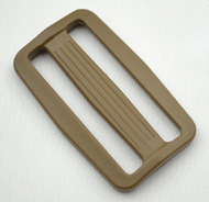 B-SB-1A 2000 Marpat Coyote Brown Plastic Single Bar Slide