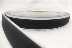 STICK-ON ACRYLIC-BASE PRESSURE SENSITIVE NYLON FASTENER TAPE BLACK HOOK 3/4 INCH-WIDE Wholesale