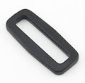 B-LP-02 1250 Black Plastic Rectangular Loop