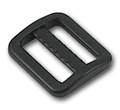 B-SB-01 0750 Black Plastic Single Bar Slide