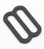 B-SB-03 0750 Black Metal Single Bar Slide Thin