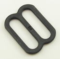B-SB-09 1000 Black Heavy Metal Single Bar Slide