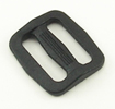 B-SB-1A 0750 Black Plastic Single Bar Slide