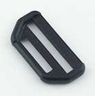 PLASTIC REDUCER LOOPS 1-1/2in.-1in. BLACK
