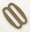 B-SB-03 1000 Marpat Coyote Metal Single Bar Slide Thin