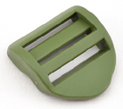 Heavy Ladder Locks USA 1 Inch-wide Olive Drab By-the-bag