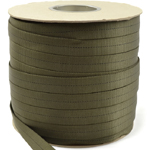 Mil-w-5625 Tubular Nylon Webbing 1 Inch-wide Ranger By-the-roll