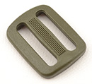 Plastic Single-bar Slides (1a) 1 Inch-wide Ranger By-the-bag