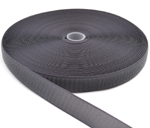 Sew-on Nylon Fastener Tape Dark Gray 1 Inch-wide Hook Wholesale