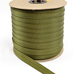 Mil-w-5625 Tubular Nylon Webbing 1 Inch-wide Olive Drab By-the-roll